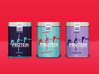 PEP Protein Packaging