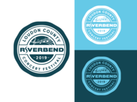 Riverbend Badge