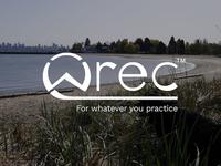 Wrecbag Logo Beach