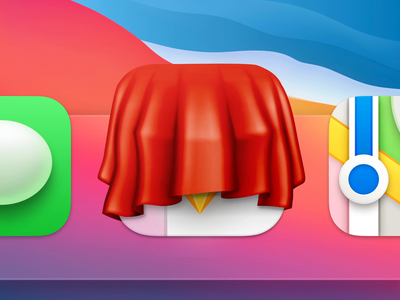 Have a seat, the show's about to start 🍿 app icon macos sketch