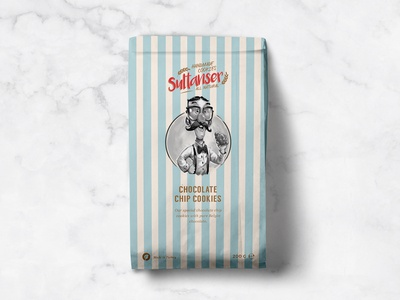Sultanser - Chocolate Chips Pouch