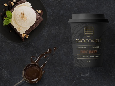 Chocomelt - Coffee Cup