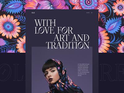Oliz Store culture fashion modern modern fashion ukraine store ux design ux design web design uxdesign uidesign ui  ux uiux ui design ui