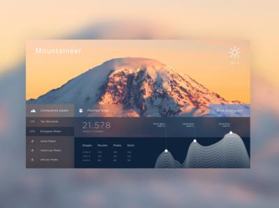 Climber Interface