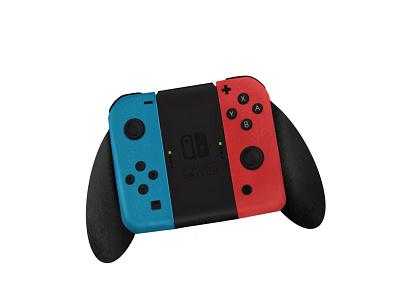 Switch Controller illustration procreate