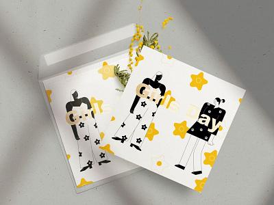 Girls Day photoshop procreate illustration
