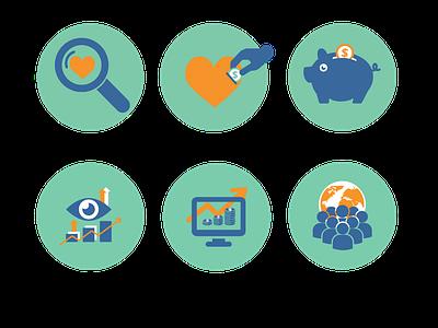 Icons Design icon vector illustration