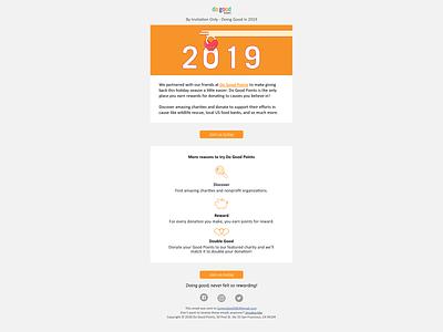 Invitation Email Design email campaign illustration