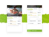 Lunch ordering app