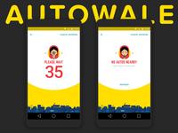 On-demand Rickshaw/Auto