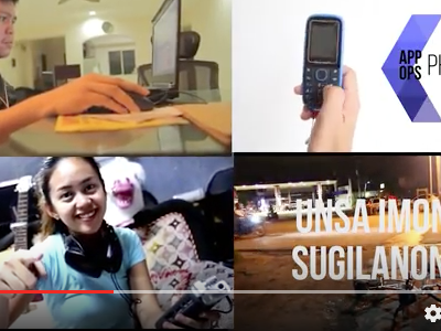 2015 various video projects in Philippines