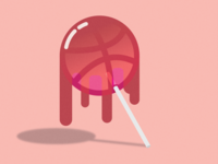 Candied Dribbble
