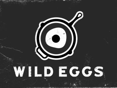 Wild Eggs Logo Version 1