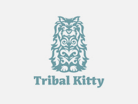 Tribal Kitty