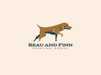 Beau and Finn
