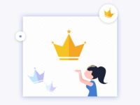 Lifting Crown