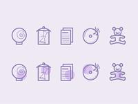 Memory symbols