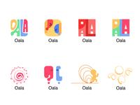 Logo Ideas for Oala