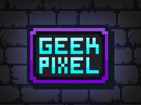 Geek Pixel Logo