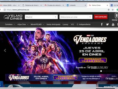 Avengers Endgame Digital Banners