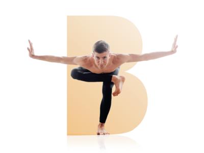 Yoga Identity Proposal bproject bestial sport fit wellness yoga