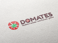 "Logo Design ""Domates"""