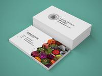 Business card - Leann Patacic