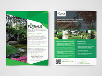 Flyer Design - Floralis