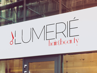 Logo Design - Lumerie Hair & Beauty