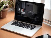 Web Development - HighQ Product