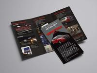 Brochure design - Wraptor Signs & Graphics