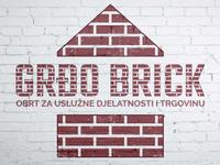 Logo design - Grđo brick