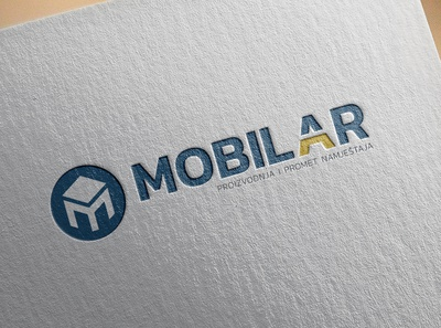 Logo design for Mobilar