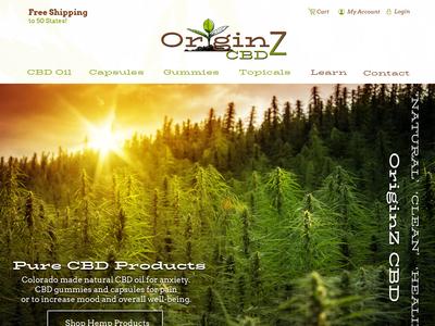 Originzcbd Design