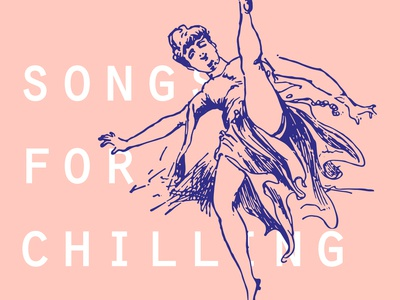 Spotify Playlist Cover: Songs for Chilling