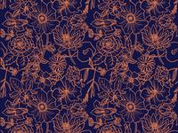 Flower Wallpaper Pattern