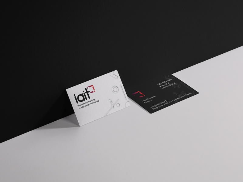 Business Card - IAIT