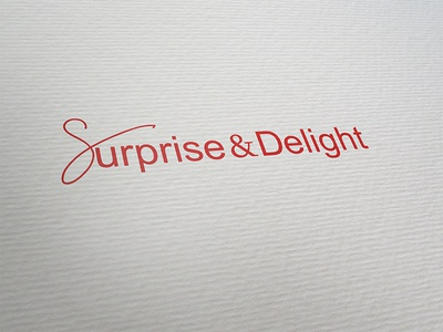 Surprise And Delight Logo