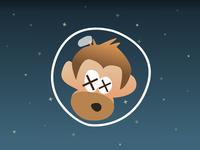 dead space monkey