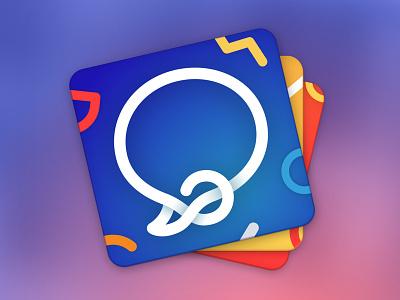 Rodio Mac App Icon icon mac app