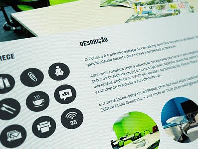 Coworking Brasil 2014 profile icons