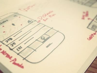 Sketch sketch mobile app