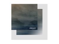 Calendar project - January (WIP)