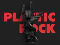 Plasticrock Black