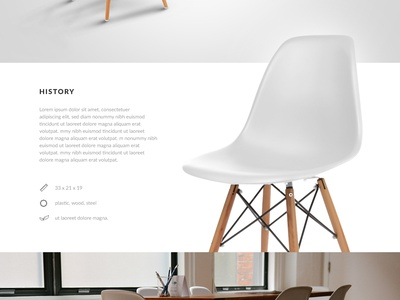 Sit & Zen product page navigation usability page product ux ui design web store e-commerce