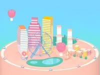 A Tiny City