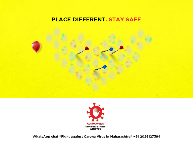 PLACE DIFFRENT  STAY SAFE