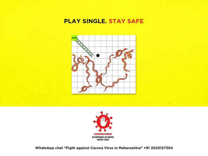 PLAY SINGLE  STAY SAFE