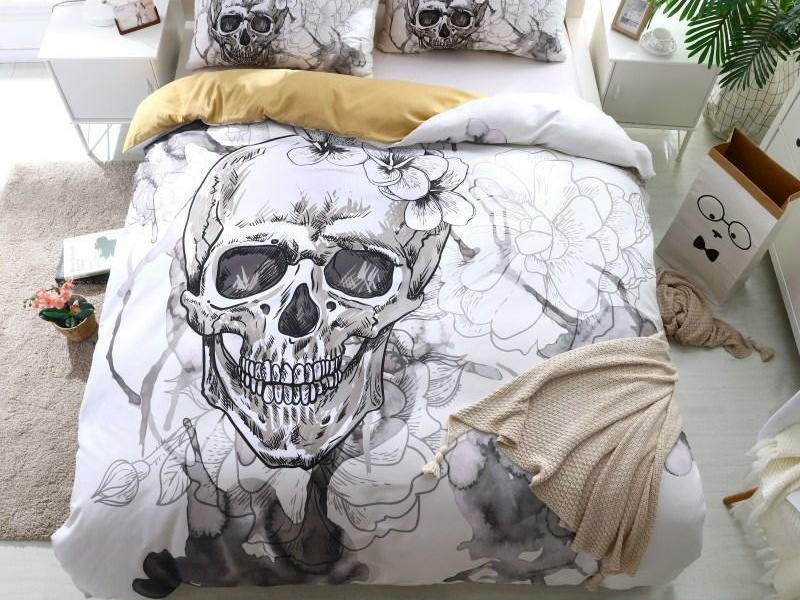 Skull Beddding skull beddding
