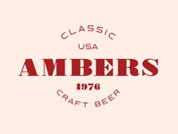 "Amber Logo - ""Moorland Keller"""